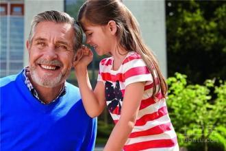 老年人戴助听器后要做几个步骤